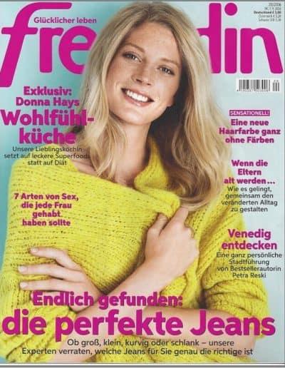 Munich Jewels @ Freundin 20 2016