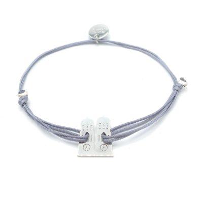 Munich Jewels Armband Men Frauendom rhodiniert