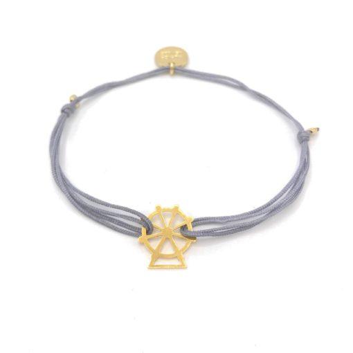 Munich Jewels Armband Riesenrad vergoldet