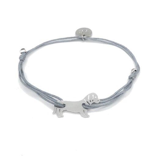 Munich Jewels Armband Zamperl rhodiniert