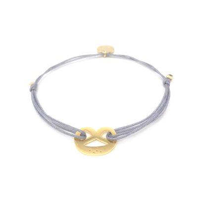 Munich Jewels Armband Breze vergoldet
