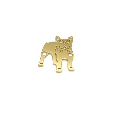 Französische Bulldogge Gold