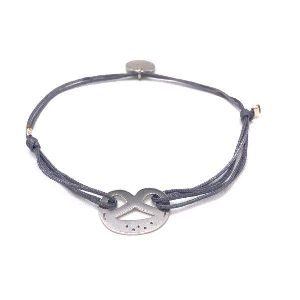 Munich Jewels Armband Breze rhodiniert