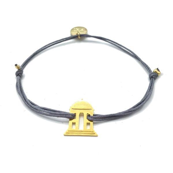 Munich Jewels Armband Gold Monopteros vergoldet