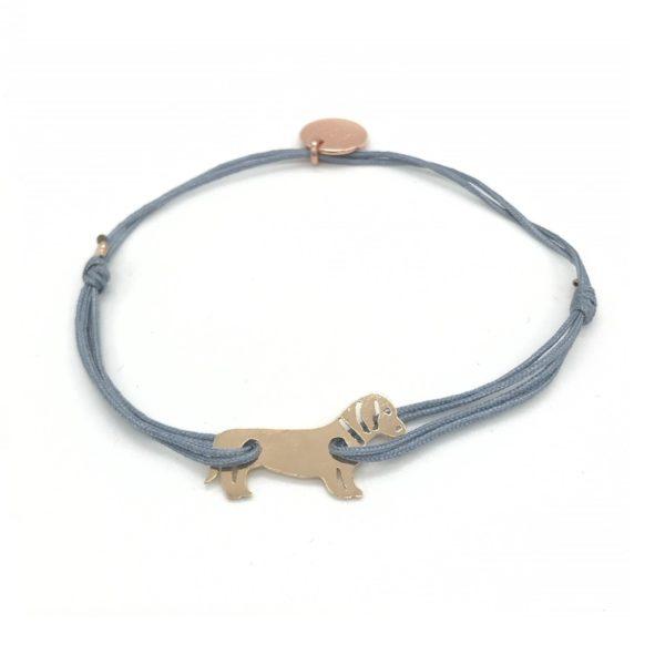 Munich Jewels Armband Schmuck Zamperl rosévergoldet