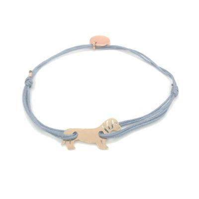 Munich Jewels Armband Zamperl rosévergoldet