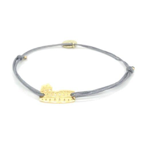 Munich Jewels Armband Kolosseum vergoldet
