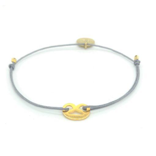 Munich Jewels Armband Mini Breze vergoldet