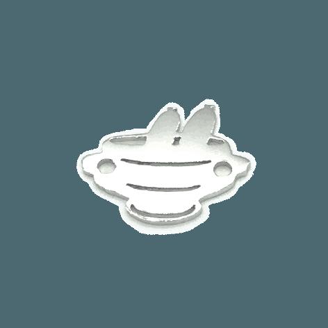 Weißwursttopf rhodiniert
