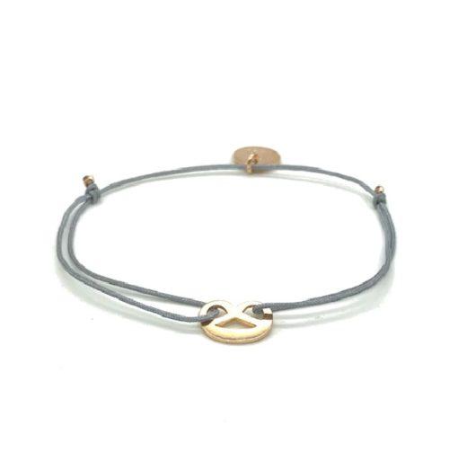 Armband Mini Breze rosévergoldet
