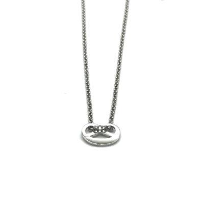 Munich Jewels Kette Mini Breze rhodiniert