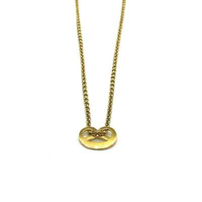 Munich Jewels Kette Mini Breze vergoldet