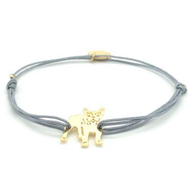 Munich Jewels Armband Französische Bulldogge